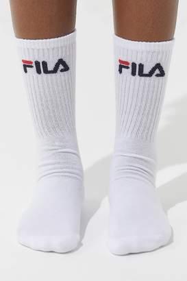 Fila Logo Tube Sock 2-Pack