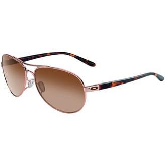 Oakley Women's Metal Woman Sunglass Polarized Aviator