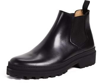 A.P.C. Marcus Lug Sole Boots