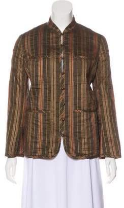 Celine Lightwieght Linen Jacket