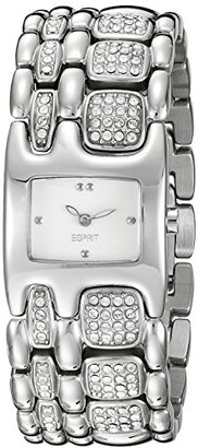 Esprit (エスプリ) - Esprit Women's Quartz Watch Houston Delta Silver ES103902001 with Metal Strap