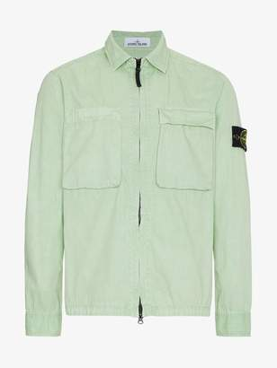 Stone Island 111WN T.CO + Old Overshirt
