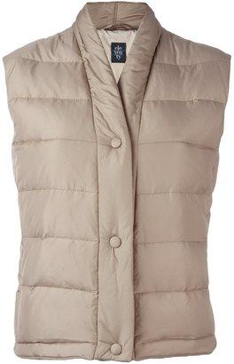 Eleventy sleeveless padded gilet $343.08 thestylecure.com
