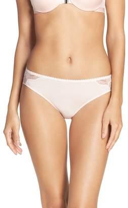 Wacoal 'Vision' Lace Back Bikini Briefs