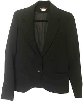 Les Prairies de Paris Black Jacket for Women