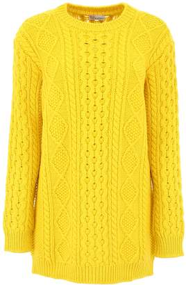 RED Valentino Love You Knit Dress