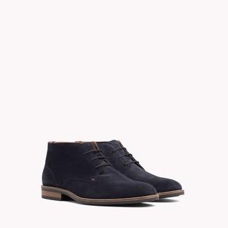 Tommy Hilfiger Essential Suede Desert Boot