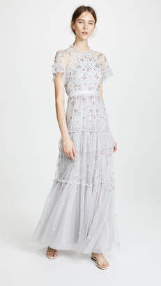 Needle & Thread Lustre Gown