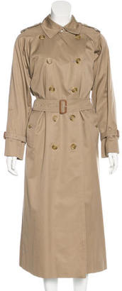 Burberry Belted Trench Coat $495 thestylecure.com