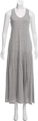 Brunello Cucinelli Sleeveless Maxi Dress