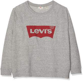 Levi's Plus Size Women's Pl Relaxed Graphic Crew Sweatshirt