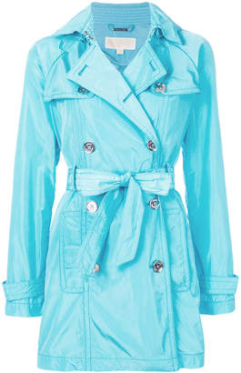 MICHAEL Michael Kors fitted trench coat