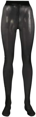Alexander Wang embellished tights