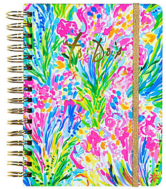 Lilly Pulitzer Planner $25 thestylecure.com