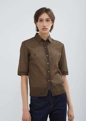 La Garçonne Moderne Organdy Shirt