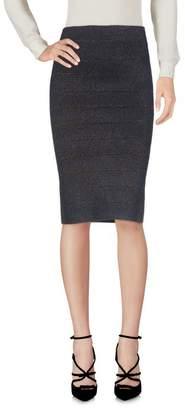BCBGMAXAZRIA Knee length skirt