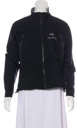 Arc'teryx Zip-Up Lightweight Jacket