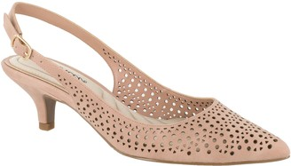 Easy Street Shoes Kitten Heel Pumps - Enchant