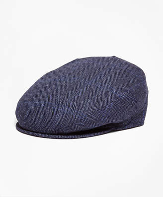 Brooks Brothers Herringbone Saxxon Wool Ivy
