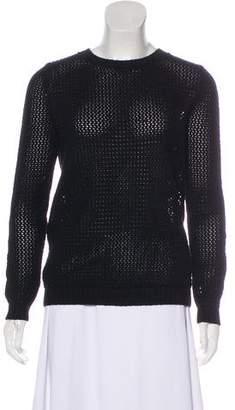 Jenni Kayne Long Sleeve Crew Neck Sweater