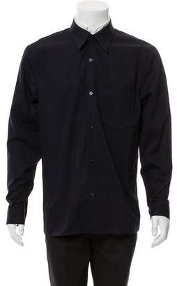Acne Studios Long-Sleeve Shirt Jacket