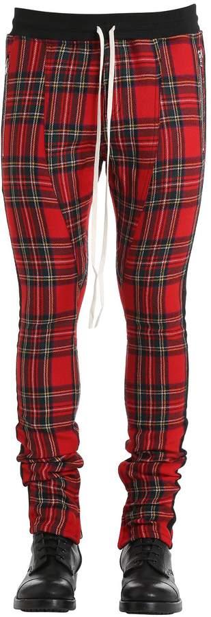 Fear Of God Wool Plaid Pants