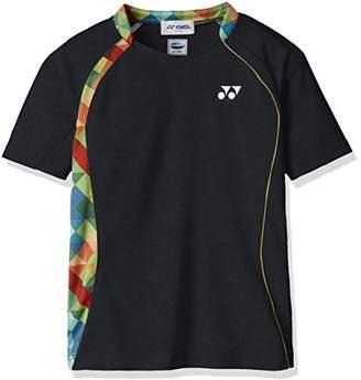 Yonex (ヨネックス) - (ヨネックス)YONEX テニスウェア ゲームシャツ 10223J [ジュニア] 10223J007 ブラック J120