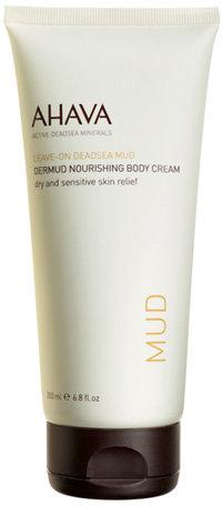 Ahava Deadsea Mud Dermud Nourishing Body Cream  200ml