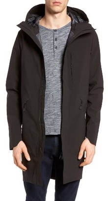 Men's Theory Military Hs Regiment Hooded Jacket $745 thestylecure.com