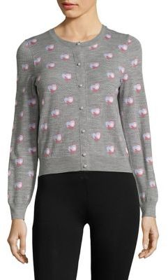 Marc Jacobs Marc Jacobs Heart Wool Cardigan