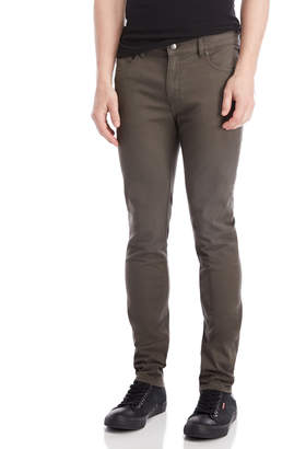 Cheap Monday Paper Khaki Skinny Pants