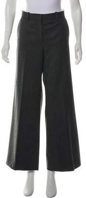 Celine Wool High-Rise Pants