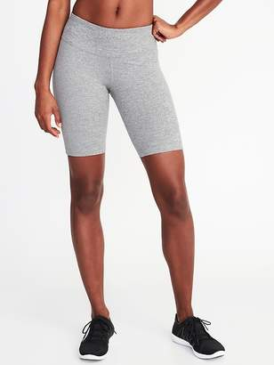 "Old Navy Mid-Rise Compression Bermudas for Women (8"")"
