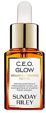 Sunday Riley CEO Glow Vitamin C + Turmeric Face Oil