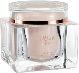 Lalique Reve d'Infini Body Cream Jar, 200 mL