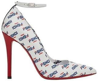 Fendi Mania Pointed Pumps