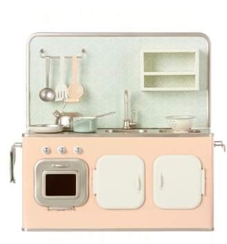 Maileg 8-Piece Dollhouse Kitchen Set