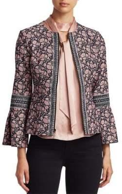 Nanette Lepore Oscar Brocade Jacket