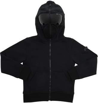 AI Riders On The Storm Zip-up Cotton Sweatshirt Hoodie