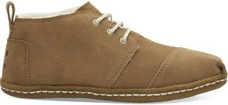 Toffee Suede Women's Bota Boots