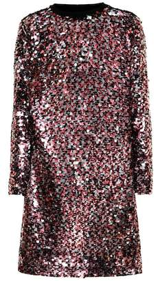 McQ Sequinned dress