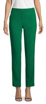 Anna Sui Striped Ankle Trousers