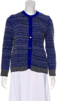 Marni Wool & Cashmere-Blend Knit Cardigan