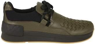 Bottega Veneta Woven Sneakers