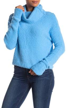 Free People Stormy Turtleneck Knit Pullover