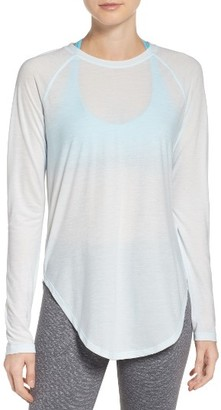 Women's Under Armour Breathe Cutout Top $54.99 thestylecure.com