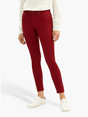 Jaeger Mid Rise Skinny Jeans