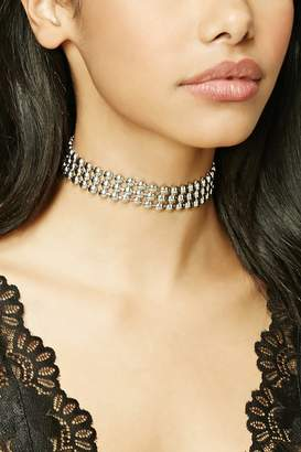 Forever 21 Ball Chain Choker
