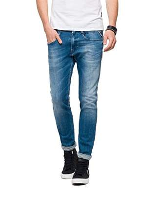 ... Replay Men's Anbass Slim Jeans,W33/L36 (Manufacturer Size: 33)