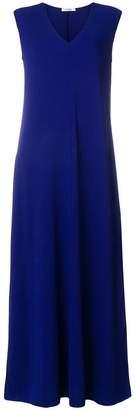 Max Mara slit-leg jersey dress